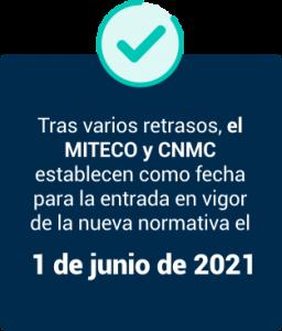 MITECO y CNMC